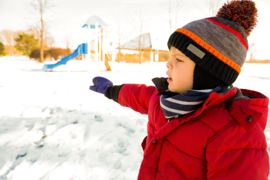 7ae1c3f42b9f9 Why your kids are not playing outside in winter and how you can fix ...